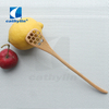 Cathylin Zakka Style Novelty Natural Wooden Long Handle Honey Spoon For Sale