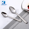 Cathylin 5- Pieces High Quality Stainless Steel Flatware,Silver Cutlery Set With Hollow Handle