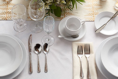 How to distinguish the quality of ceramic tableware?